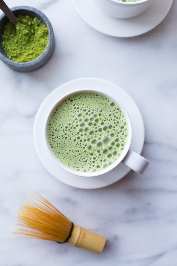 Image result for vanilla green tea latte
