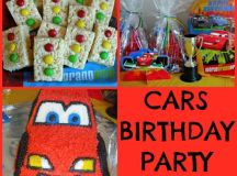Disney Cars Themed Birthday Party Ideas - Making Time for ...