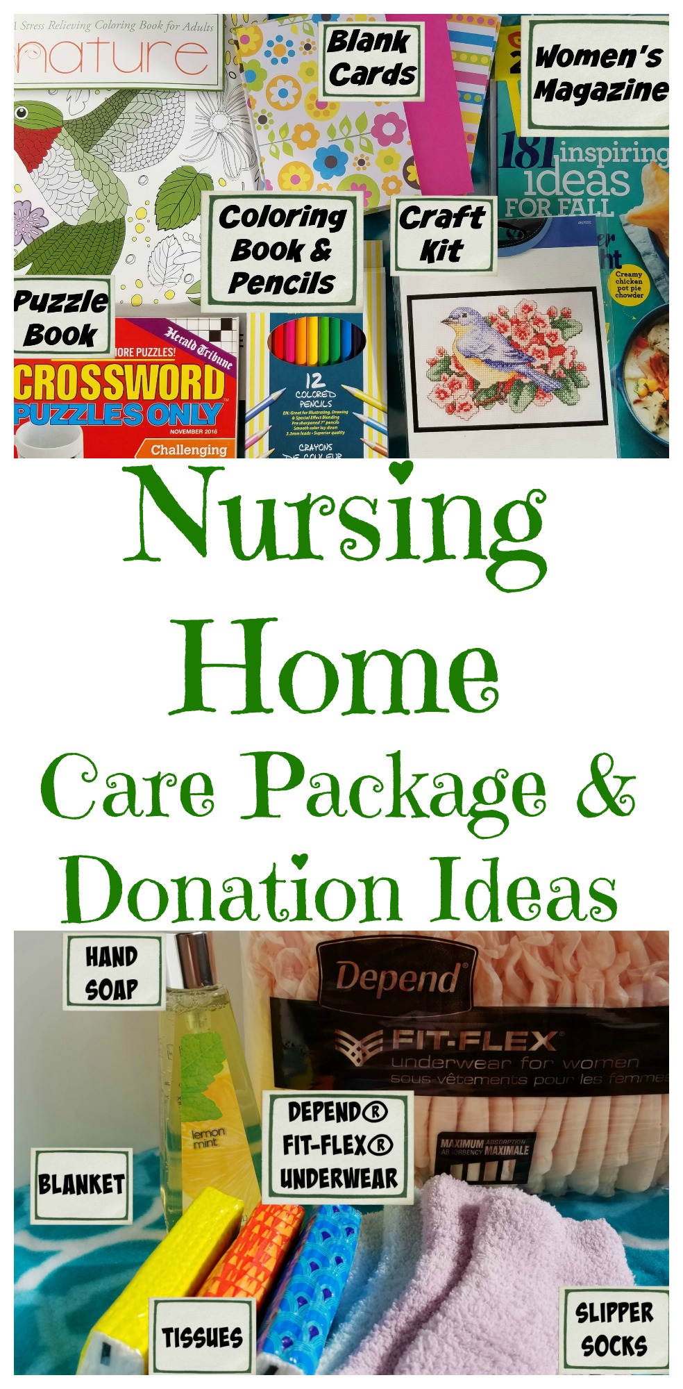 New Home Care Package Ideas