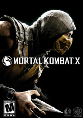 Mortal Kombat X is now out