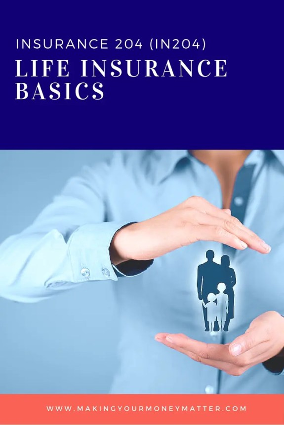 Learn the basics of life insurance including types of policies and how to calculate just how much you need.