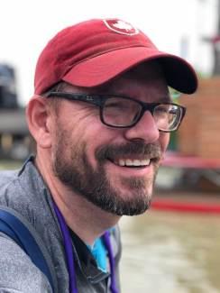 Profile and bio picture of blogger Mark Hanlon, Ontariio, Canada