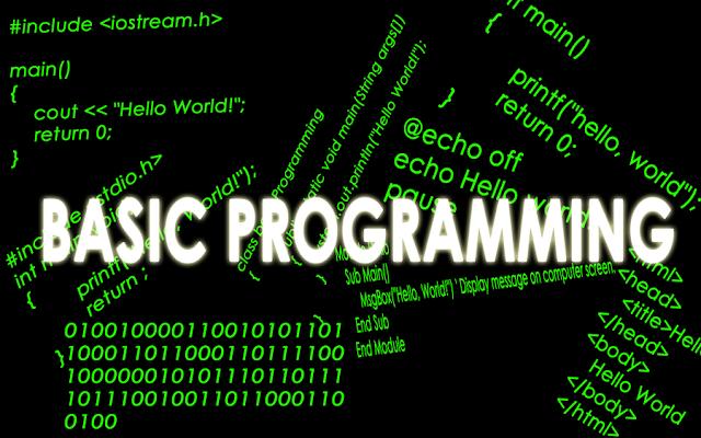 Cara Menjalankan Program Visual Basic
