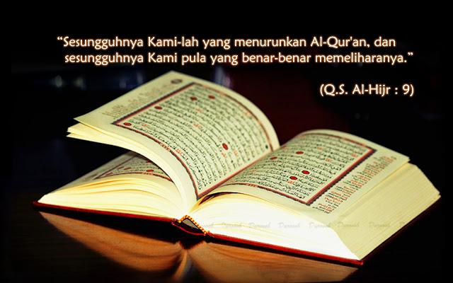 Kejadian-Kejadian yang Sudah Tertulis dalam Al Quran