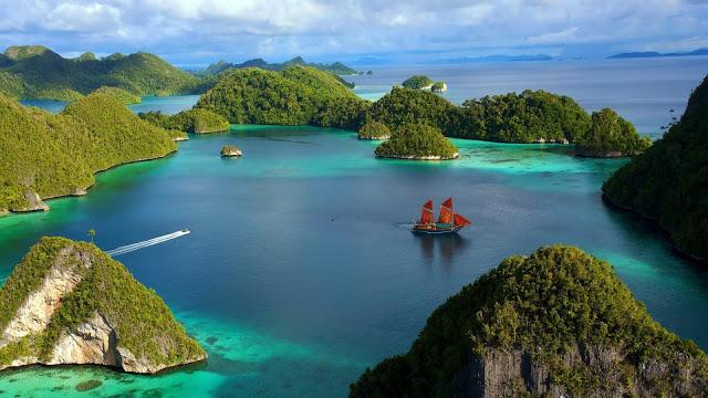 5 Destinasi Wisata Di Indonesia Yang Banyak Di Kunjungi Wisatawan Asing