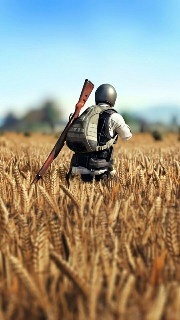 Wallpaper PUBG Mobile HD Keren