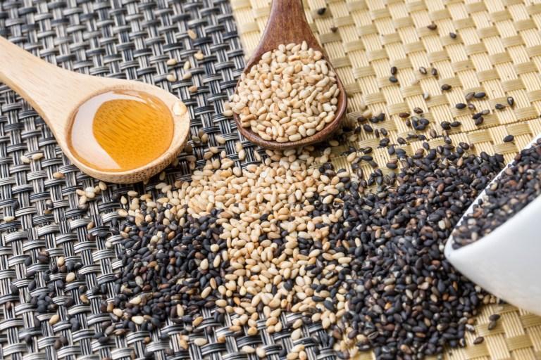 uge Health Benefits of Sesame