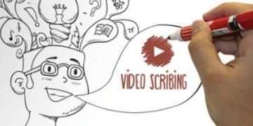 aplikasi video tulisan tangan
