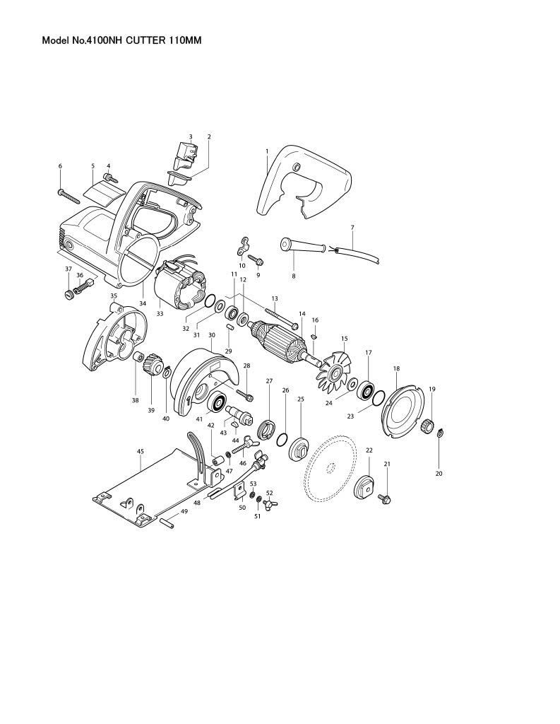 medium resolution of part diagram 4100nh
