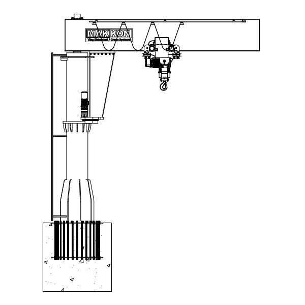 MAKKON MÜHENDİSLİK MAKİNE (Crane & Crane Systems) , MAKKON