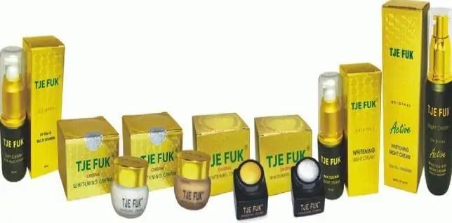 Kosmetik Tje Fuk Aman atau Tidak Berbahaya