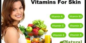 Vitamin Kulit Yang Bagus dan Terbaik untuk Kulit Wajah Berjerawat