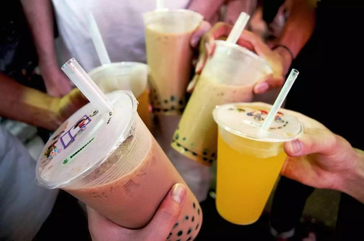 Waralaba Minuman Kekinian & Bisnis Minuman Bubble Drink Murah 2019