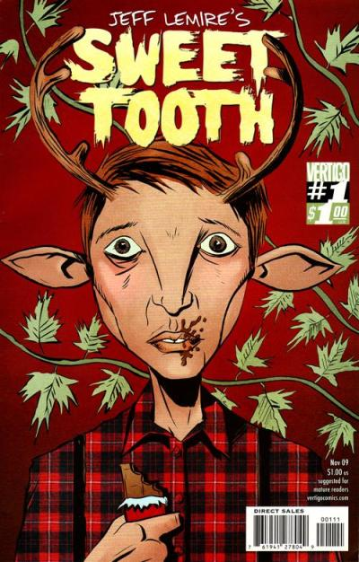 Sweet Tooth, une traduction de comics signée Benjamin Rivière