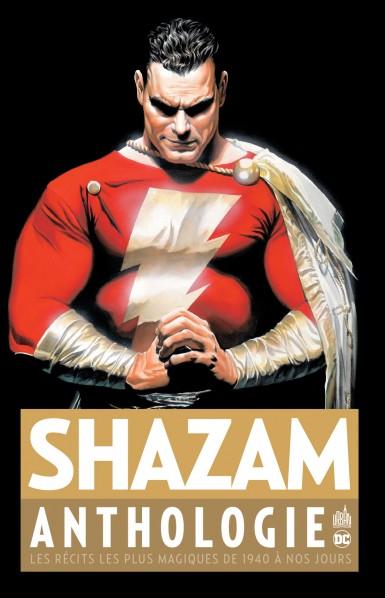 Benji Viette traduit les comics Shazam.