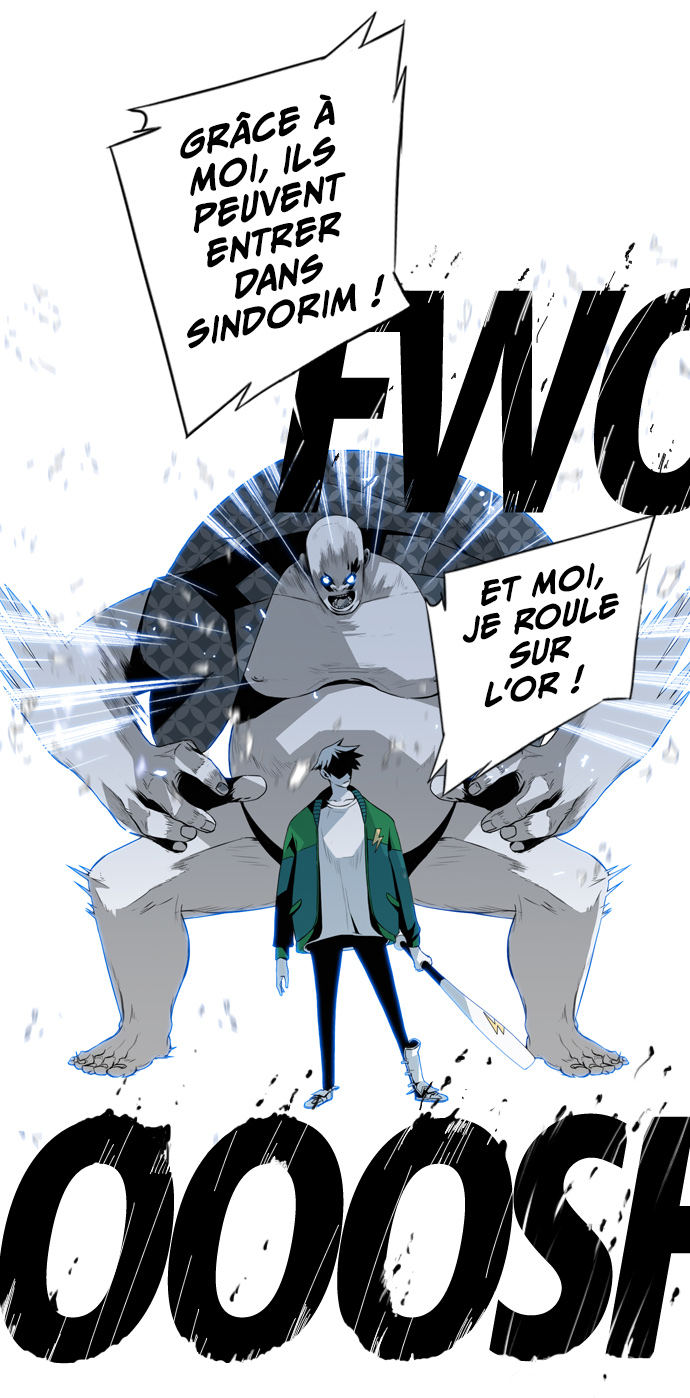 webtoon sindroim illustration