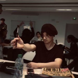 Joo-Hyuk Yoo, traducteur de webtoons