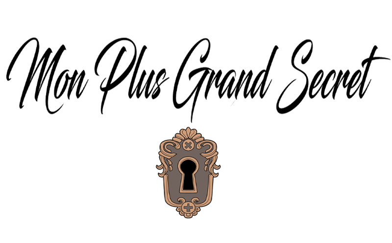 Logo webtoon : Mon Plus Grand Secret