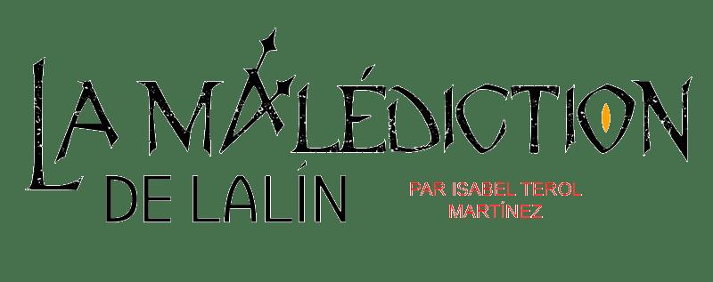 Logo webtoon : La Malédiction de Lalin