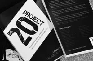 The 20 Project Paperback e1466446294394