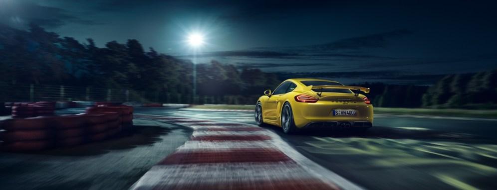 Porsche Cayman GT4 15