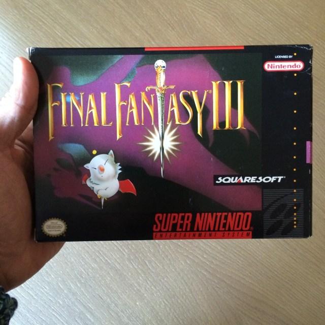 Final Fantasy 3 y 6