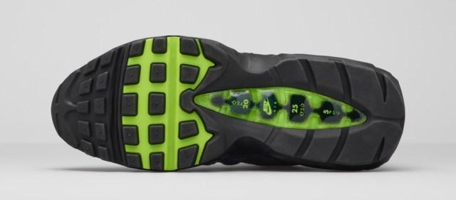 Nike Air Max 95 suela makoworks