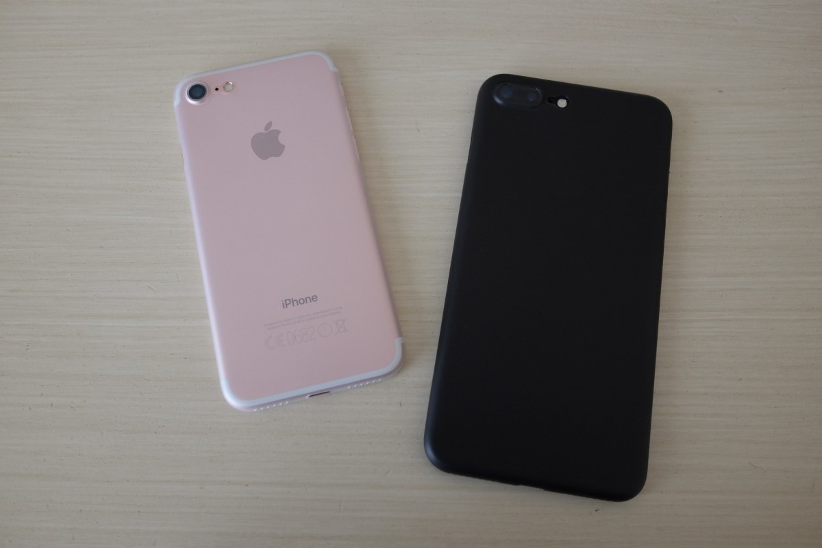 Fundas Peel en iPhone 7 y iPhone 7 Plus