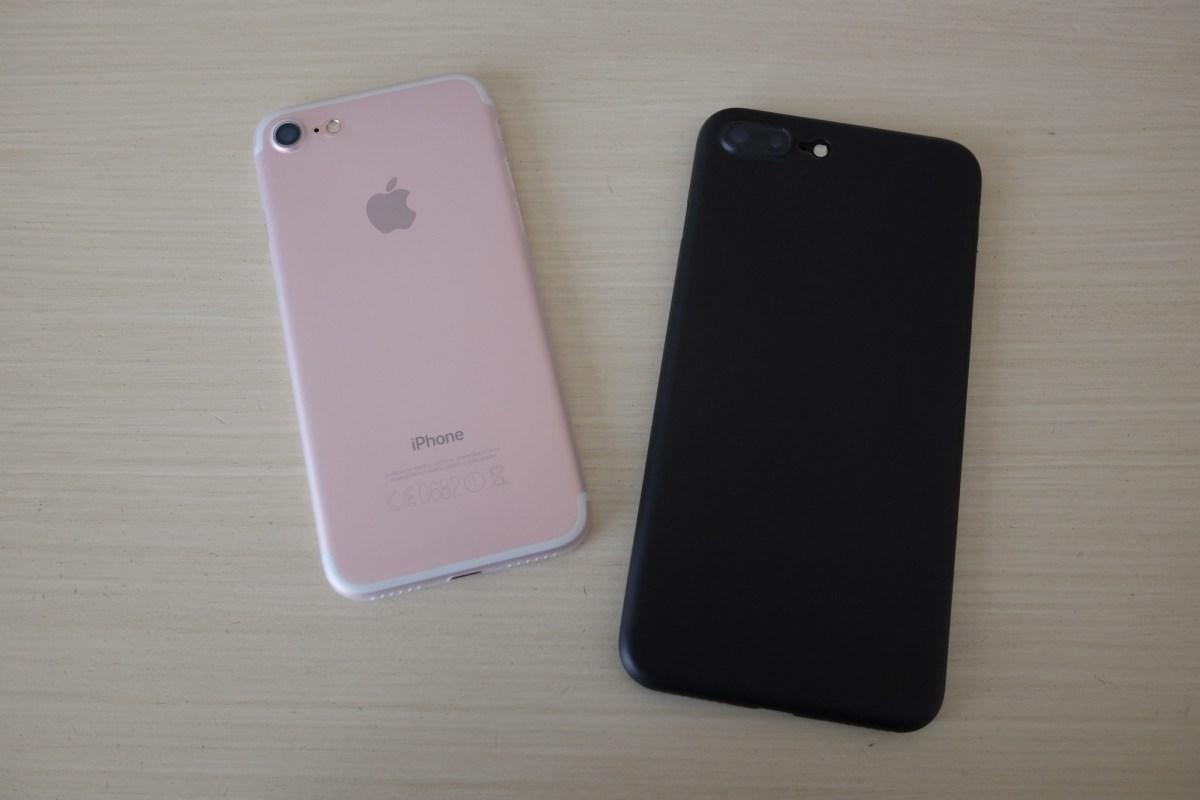 Fundas Peel en iPhone 7 y iPhone 7 Plus