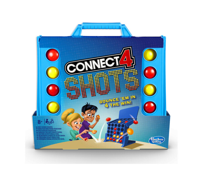kids connect 4 shots