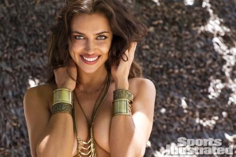 Irina Shayk Sports Illustrated Swimsuit 2014 14 - Irina Shayk (irina Şeyklislamova)