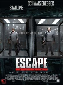 Escape Plan Kapak