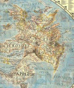 03 Dünya İnternet Haritası 1.0