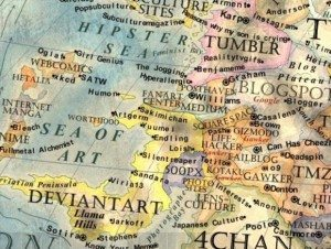 09 Dünya İnternet Haritası 1.0