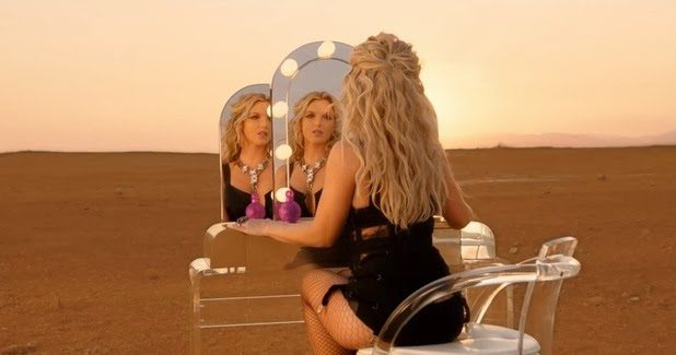 britney spears work bitch video still 1 - Britney Spears