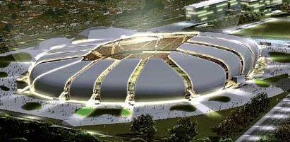 Dunes_Arena_closer 2014 FIFA Dünya Kupası Brezilya