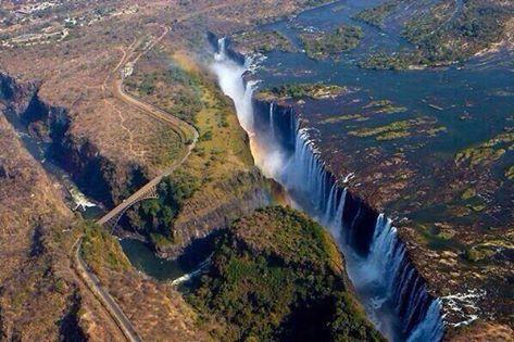 victoria selalasi zimbabve - İlginç Fotoğraflar -1