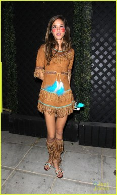 *EXCLUSIVE* Kelsey Chow is a cute Indian [NO Australia, New Zealand]