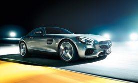 Yeni Mercedes AMG GT Tanıtıldı!
