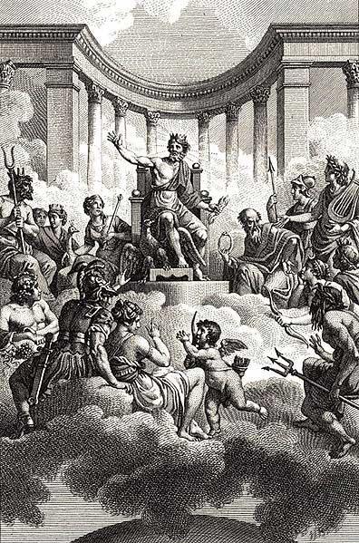 onikiolimposlu Titanlar Hakkında Bilgi -Tarih Dizisi 3