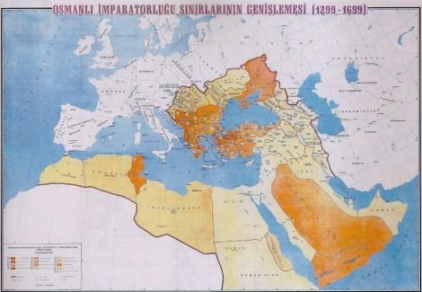 Osmanli-Devleti-Harita