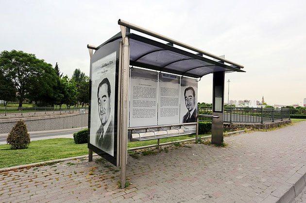 iett-vefa-duragi-adnan-menderes-topkapi İETT,Türkiye'nin değerlerine
