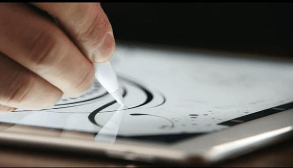 Apple-pencil 2015 Yılında,İlk kez Gördüğümüz Teknolojiler