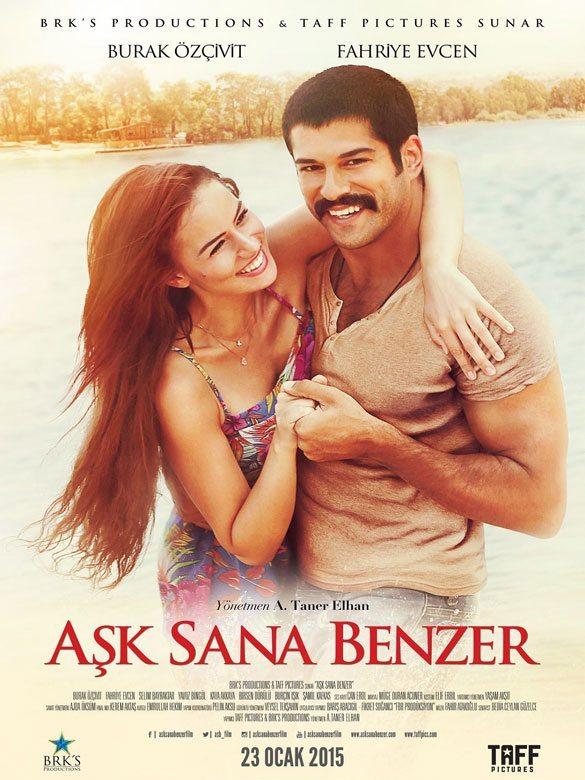 ask-sana-benzer Türkiye'de, 2015 Yılının En Çok İzlenen Filmleri