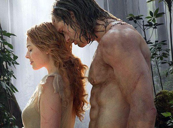tarza-filmi-2016-afisleri The Legend Of Tarzan'dan ilk Fragman Geldi!