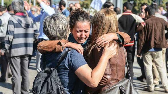 10-Ekim---Başkent-Ankara'da-Ülke-Tarihinin-En-Kanlı-Terör-Saldırısı 2015'te Türkiye'de Yaşanan Olaylar