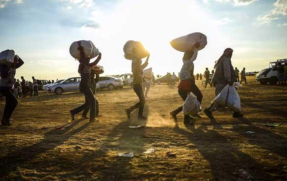 19-Kasım---Türkiye'deki-Kayıtlı-Suriyeli-Mülteci-Sayısı-2-Milyonu-Aştı 2015'te Türkiye'de Yaşanan Olaylar