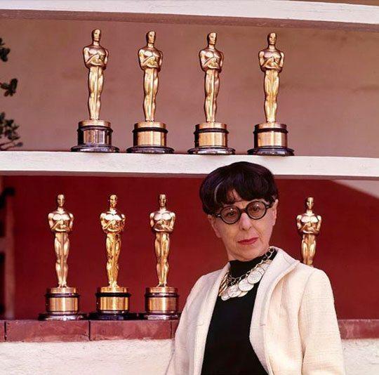 Edith-Head Yaklaşan Oscar Ödülleri İçin Bizleri Geçmişe Götürecek Minik 25 Hatırlatma