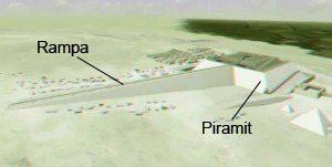 rampa Mısır Piramitlerinin Sırrı Nedir?