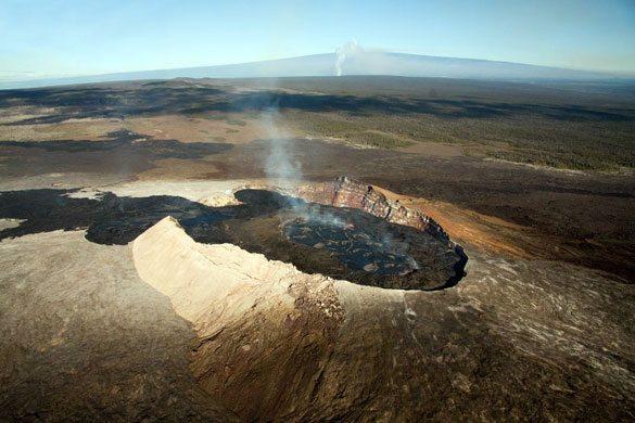 Kilauea-hawaii Dünyadaki En Ünlü Volkanlar